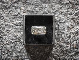 Sennenring - Silber glänzend