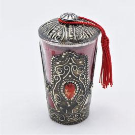 Kerze 'Hand der Fatima', Duftkerze