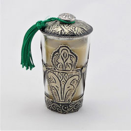 Kerze 'Hand der Fatima'