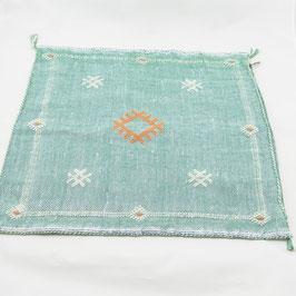Sabra Kissenbezug aus Kaktus-Seide, Vintage -Look