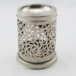 Duftlampe aus Alpaka