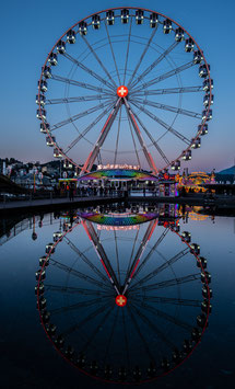 Ferris Wheel at Lake Lucerne