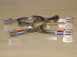 Brass spurs: impulse, wheels, coarse wheels or hammers.