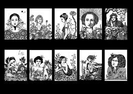 Kunstkarten-Set 1