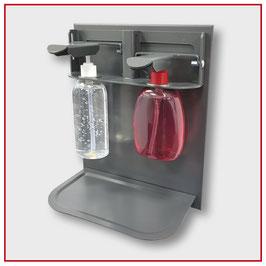 Hygieneständer Twin / Wand