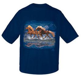 T-Shirt Islandpferd