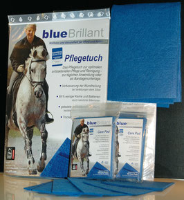 blueBrillant Pflegetücher