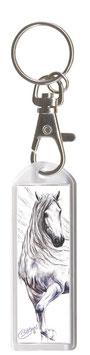 Pferde-Schlüsselanhänger