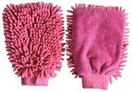 Putz- und Pflegehandschuh