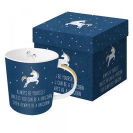 Tasse Always Unicorn