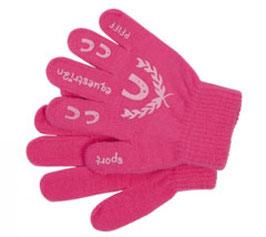 Handschuh mit Print