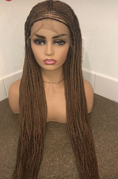 30 Inch - Honey Blonde Tribal Corn Rows