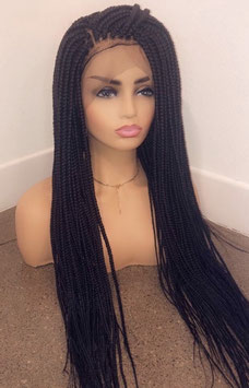 28 Inch Full Lace Box Braids