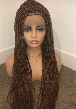 30 Inch Honey Brown Box Braids
