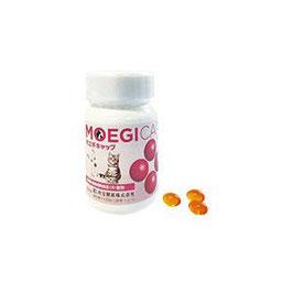 共立製薬 モエギキャップ (ソフトカプセル) 30粒/ボトル ×3 サプリメント 犬・猫用
