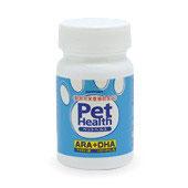 Pet Health ARA+DHA サプリメント 犬用