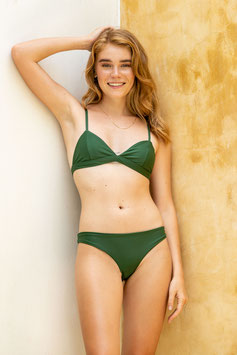 Vaquita top - Green
