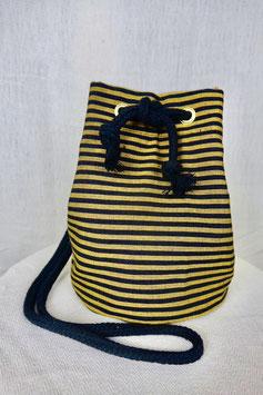 Lurik Bucket Bag - Lajur