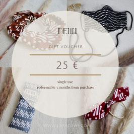 Gift Voucher kecil