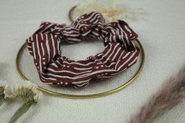 Batik Scrunchie - TITIK BARIS