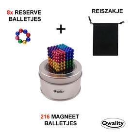 Magneetballetjes - Neocube