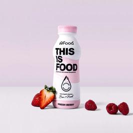 Yfood - Erdbeer