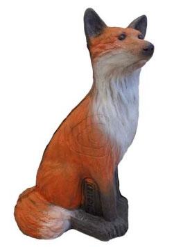 3D-Ziel Rotfuchs