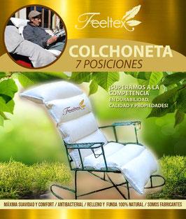 COLCHONETA 7 POSICIONES