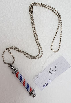 Kette Coiffeur 5 Metall Barber