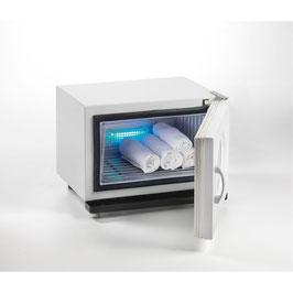 Kompressenwärmer mit UV-Licht für bis zu 14 Kompressentüche