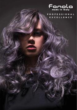 Fanola Poster  70 x 100 cm, violett