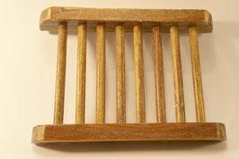 Seifenschale Holz