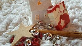 Weihnachtsseife Zimt