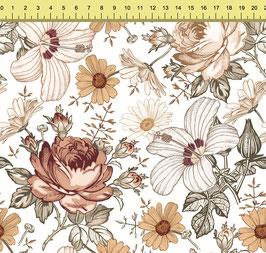 """Vorbestellung """"Romantik Flower"""" Eigenproduktion Softshell"""