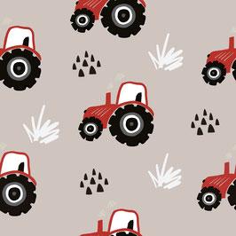 """Vorbestellung """"Traktor rot"""" Eigenproduktion"""
