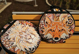 Handpanrucksack Mandala