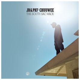 JR & PH7 X Chuuwee - The South Sac Mack (CD)
