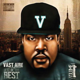 Vast Aire - Best Of The Best Vol. 1 (CD)