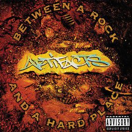 Artifacts - Between A Rock And A Hard Place (CD)