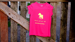 "Kindershirt ""Pferde 3"""