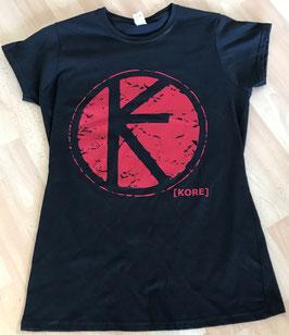 KORE t-shirt girlie