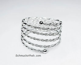 Spirale Charming Ring
