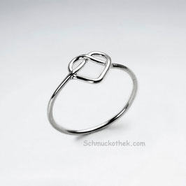 Herzilein-Ring