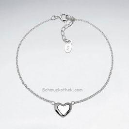 Armkette Herz