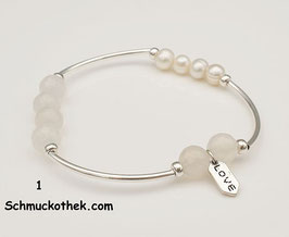 Love and Luck Armband
