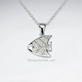 Zirkonia Korallenfisch