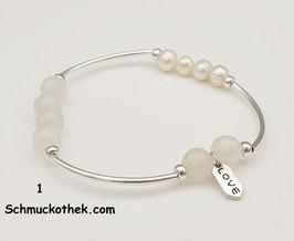 Luck and Love Armband
