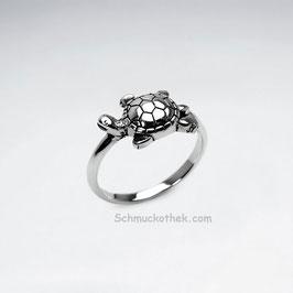 Sweet Turtle Ring