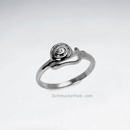 Schnecken-Ring