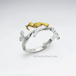Vögelchen-Ring